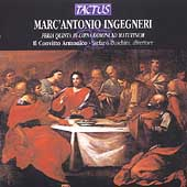 Marc'Antonio Ingegneri: Liturgy for Holy Thursday