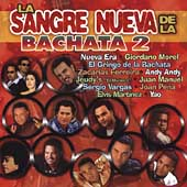 Various Artists: Sangre Nueva de la Bachata, Vol. 2