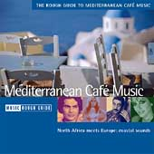 Various Artists: The Rough Guide to Mediterranean Cafe Music