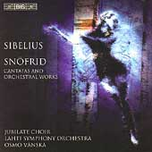 Sibelius: Overture in A minor, etc / Vanska, Lahti SO