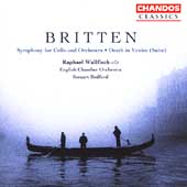 Classics - Britten: Cello Symphony, Death in Venice