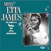 Etta James: The Complete Modern and Kent Recordings