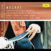 The Mozart Collection - Concerto for Flute and Harp, etc