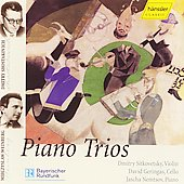 Shostakovich: Piano Trio, etc / Sitkovetsky, et al