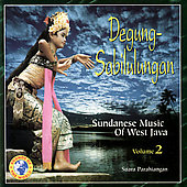 Various Artists: Degung-sabilulungan: Sudanese Music of West Java, Vol. 2