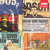Shostakovich: Complete Symphonies / Mariss Jansons, et al