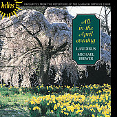 All in the April Evening /Temple, Philharmonic Chamber Choir