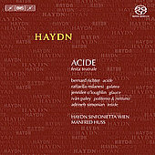 Haydn: Acide / Huss, Richter, Milanesi, et al