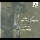 Telemann: Brockes Passion / Jacobs, et al