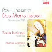 Hindemith: Das Marienleben