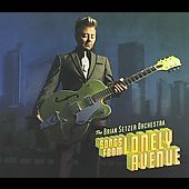 Brian Setzer: Songs from Lonely Avenue [Digipak]