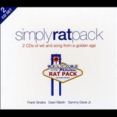 The Rat Pack: Simply Ratpack: Welcome to the Ratpack, Las Vegas Nevada