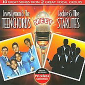 Louie Lymon: Lewis Lymon & the Teen Chords Meet the Starlites *