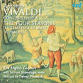 Vivaldi: The Four Seasons / Simon Standage