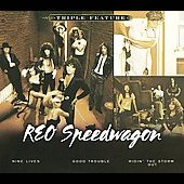 REO Speedwagon: Triple Feature [Digipak]