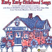 Ella Jenkins: Early Childhood Songs