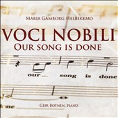 Popular Songs for womens chorus / Voci Nobili, Maria Gamborg Helbekkmo