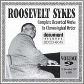 Roosevelt Sykes: Complete Recorded Works, Vol. 9 (1947-1951)