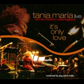 Frankfurt Radio Bigband/Tania Maria: Live: It's Only Love [Digipak]