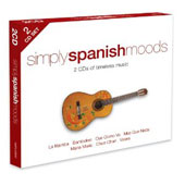 Various Artists: Simply Spanish Moods