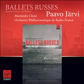 Ballets Russes: Russian Dances and Ballets / Paavo Jarvi