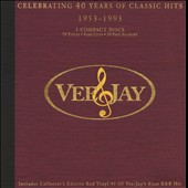 Various Artists: Vee-Jay: Celebrating 40 Years of Classic Hits 1953-1993 [Box]