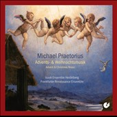 Michael Praetorius: Advents & Weihnachtsmusik