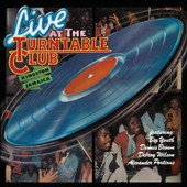Various Artists: Live at the Turntable Club [Digipak]