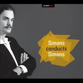 Simons Conducts Simons - the music of Marijn Simons