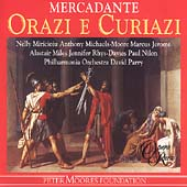 Mercadante: Orazi e Curiazi / Parry, Miricioiu, et al