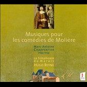 Charpentier: Music for Moliere's Plays / Reyne