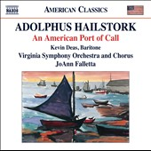 Adolphus Hailstork: An American Port of Call / Kevin Deas, baritone - Falletta