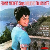 Connie Francis: Sings Modern Italian Hits