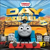 Various Artists: Thomas & Friends: Day of the Diesels