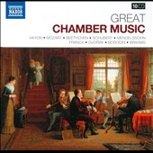 Great Chamber Music - works by Haydn, Mozart, Beethoven, Schubert, Mendelssohn etc. / various artists