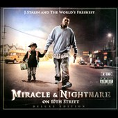 The World's Freshest/J. Stalin: Nightmare and Miracle on 10th Street [PA] [Digipak]