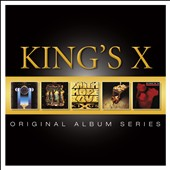 King's X: Original Album Series [Slipcase]