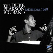 Duke Pearson/The Duke Pearson Big Band: Baltimore 1969