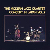 The Modern Jazz Quartet: Concert in Japan 2 [Limited Edition] [Remastered]