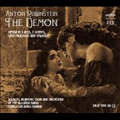 Anton Rubinstein: The Demon / Soloists of the All-Union Radio, Boris Khaikin