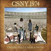 Crosby, Stills, Nash & Young: CSNY 1974 [CD/DVD] *