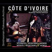 Various Artists: Côte D'ivoire: Baule Vocal Music [Digipak]