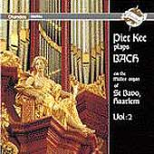Piet Kee Plays Bach Vol 2