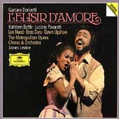 Donizetti: L'Elisir d'Amore / Levine, Battle, Pavarotti