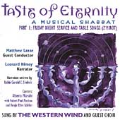 Taste of Eternity - A Musical Shabbat / Lazar, Nimoy, et al