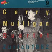 Gerry Mulligan/Gerry Mulligan Quartet: Swiss Radio Days Jazz Series, Vol. 9