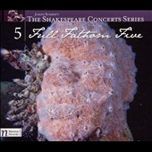 Joseph Summer: Full Fathom Five - Music on Shakespeare's 'The Tempest' (Shakespeare Concert Series Vol. 5) / Emily Jaworski, mzz; Andrea Chenoweth, sop.; Arcadia Players; Watson