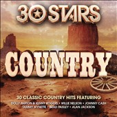 Various Artists: 30 Stars: Country