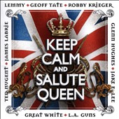 Various Artists: Keep Calm & Salute Queen