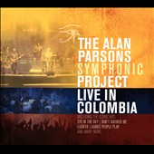 The Alan Parsons Symphonic Project/Alan Parsons: Live in Columbia